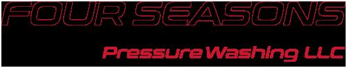 Four Seasons Pressure Washing Logo